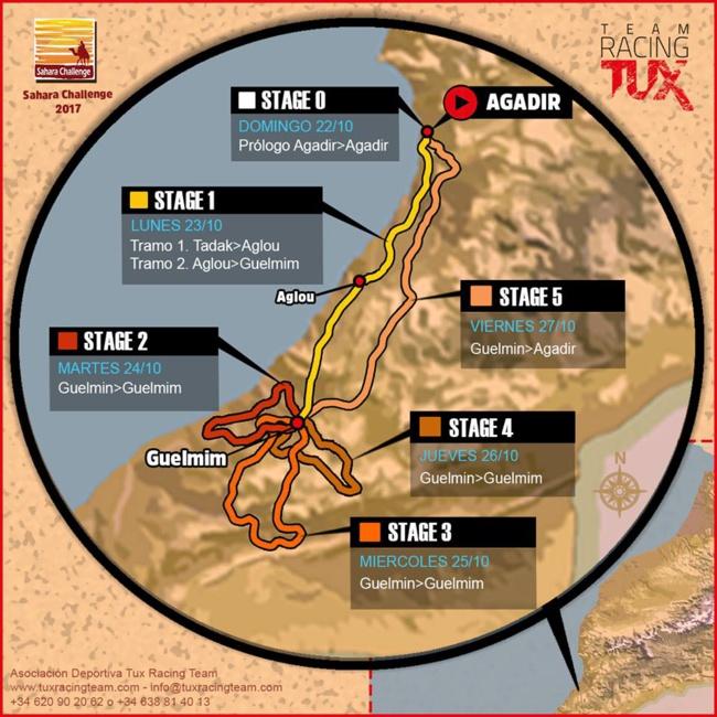 Sahara Challenge 2017