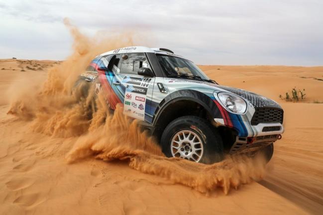 AFRICA ECO RACE® 2017 partie 2