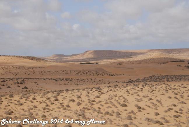 Les paysages du Maroc traversés par les rallyes et Raids