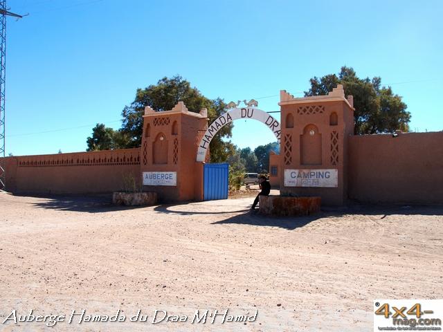 Auberge Hamada du Draa. M'Hamid El Ghizlane