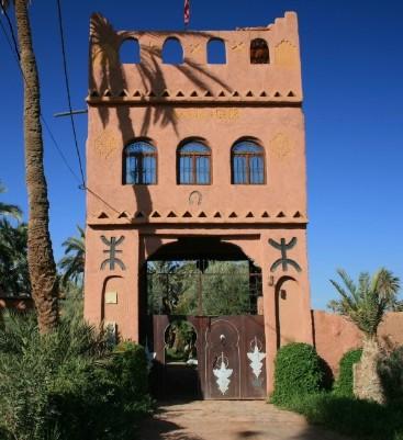 Camping La Palmeraie Ouarzazate (Tajda)