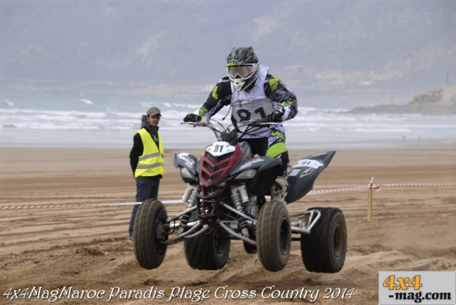 Cross Country Paradis Plage Seconde Edition 2014 Classement Quads en Images