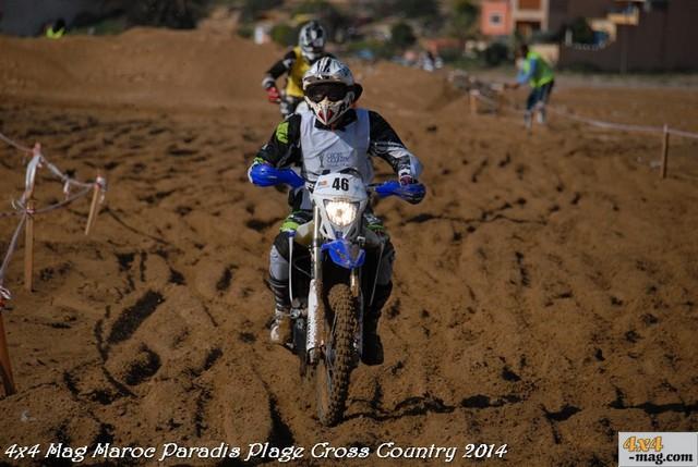 Cross Country Paradis Plage Seconde Edition 2014 Classement Motos en Images