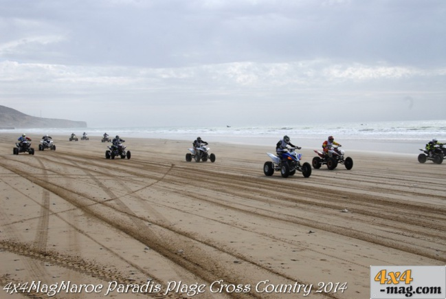 Cross Country Paradis Plage Seconde Edition 2014