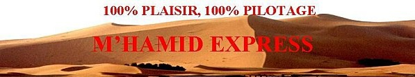 M'Hamid Express 2014 5° Edition