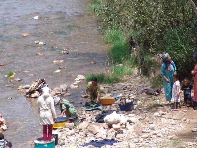 Traversée gorges du Todra - gorges du Dades