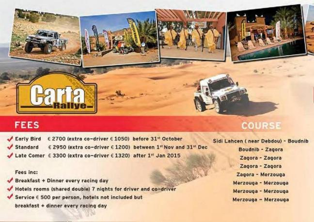 Carta Rallye 2015