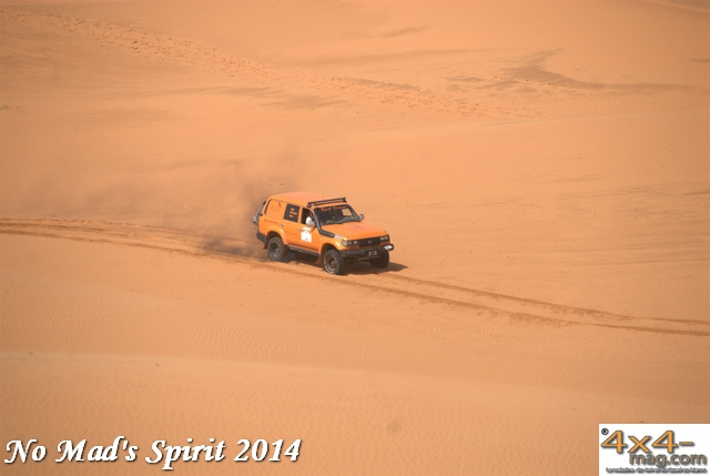 No Mad's Spirit 2014