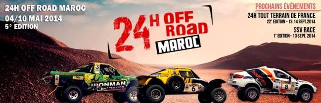24H Off Road Maroc