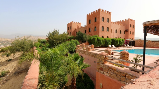 Ecolodge Atlas Kasbah – Agadir