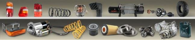 Pièces & accessoires