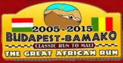 Rally Raid  Budapest-Bamako