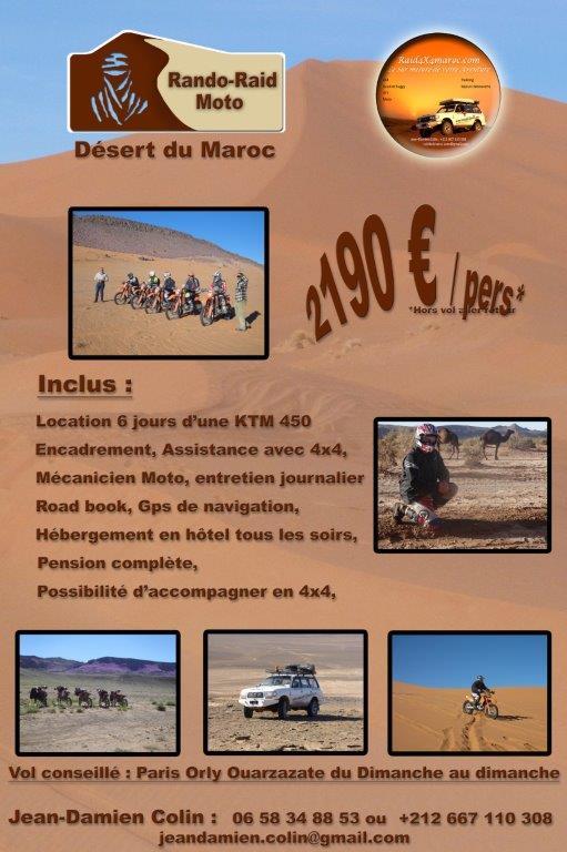 Raid 4x4 Maroc  Votre aventure sur-mesure