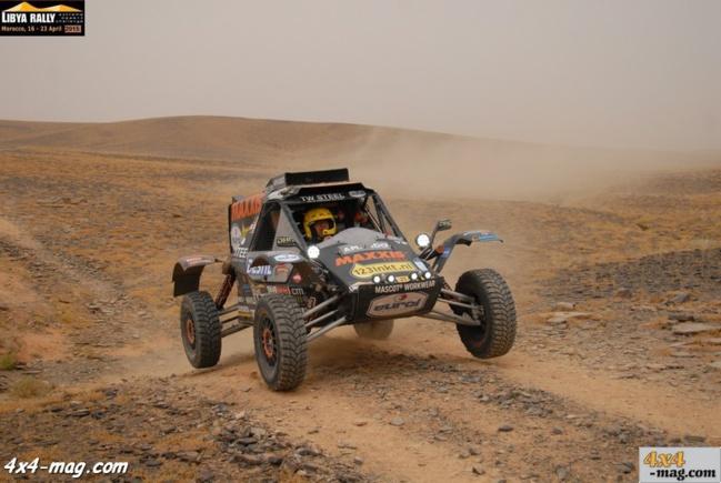 Libya Rally 2015 Maroc Classement en images CAR/BUGGY/2 RIGID AXLES/SSV/TRUCK