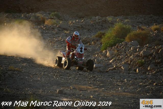Rafal Sonik (n°200) sur un Quad Yamaha s'est distingué en réalisant l'exploit de ramener les 6 victoires d'étape mais aussi le tite de vainqueur de la Coupe du Monde FIM en QUAD pour la troisième fois,