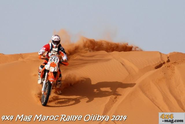 Vainqueur de la catégorie Enduro Cup: Philippe Dasse (n°241)