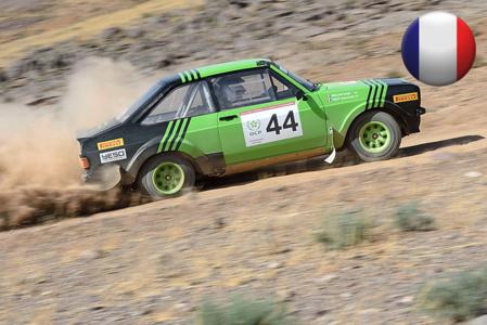 8ème édition du Rallye du Maroc Historique Du 07 au 14 mai 2017