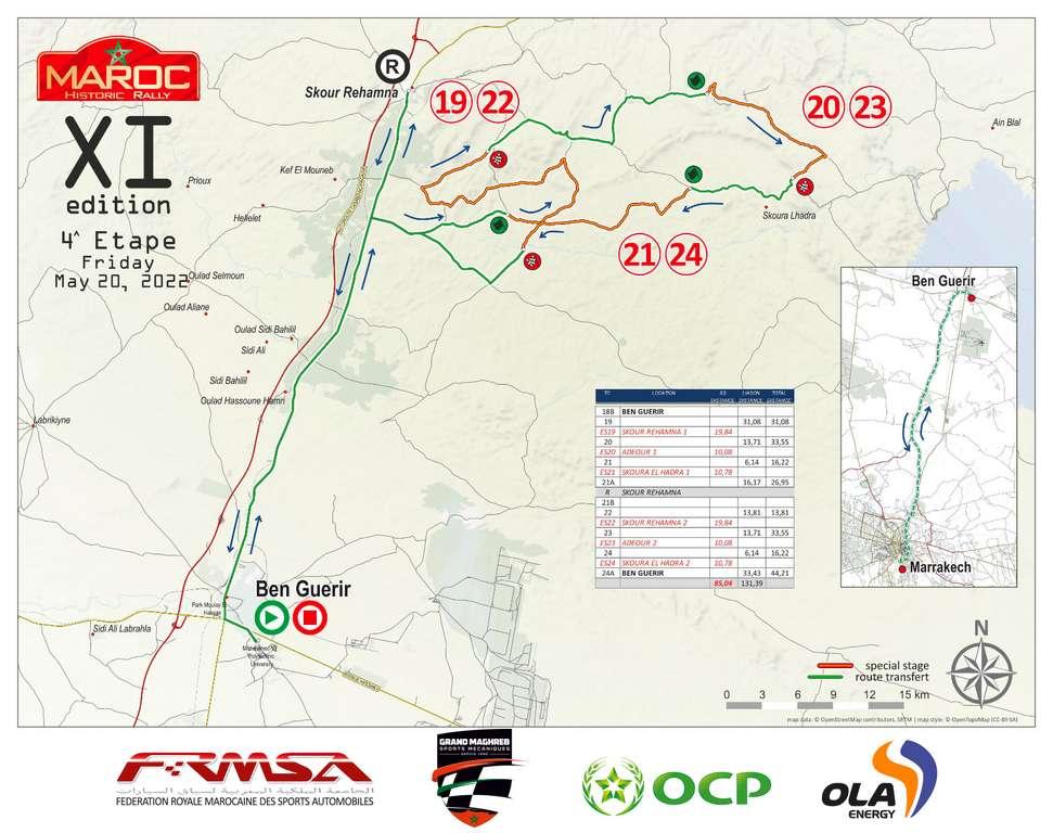 Rallye Maroc Historique