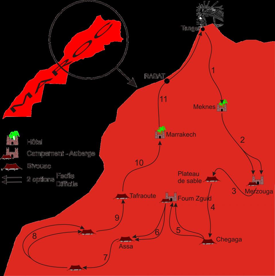 Pro Raid Organisation - Sud Events