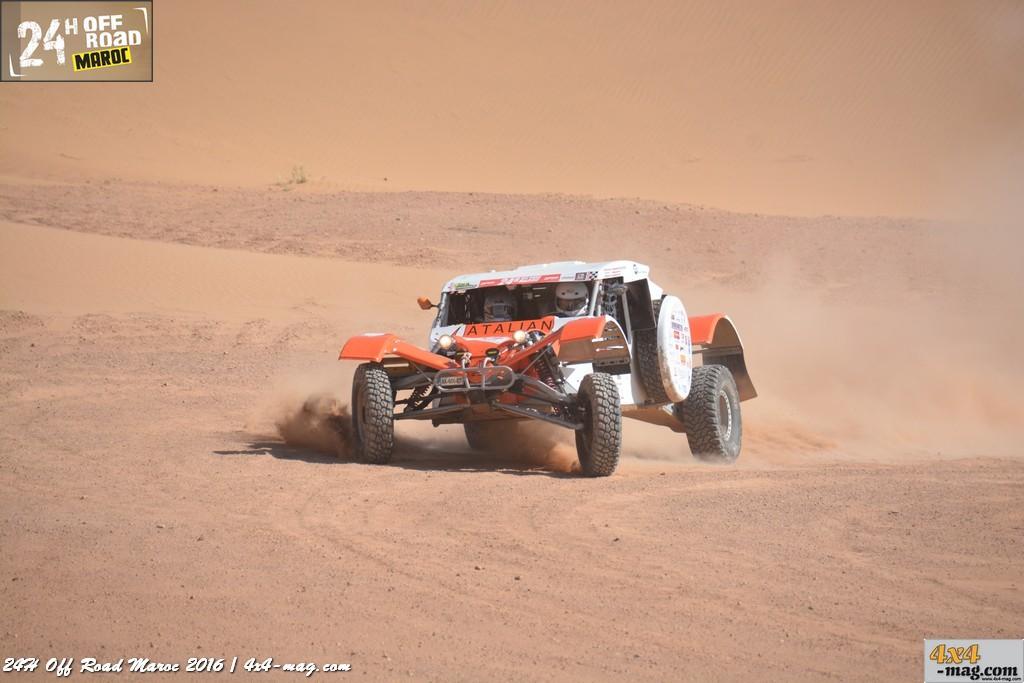 24H Off Road Maroc 2016 Classement en images
