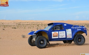 Sahara Challenge 2016