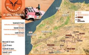 Les équipages suivi par 4x4-mag sur le Rallye des Gazelles 2017