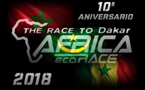 Afric Eco Race 2018