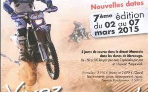 Enduro Maya Marseille Maroc Attention annulé !!!