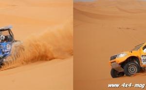 Libya Rally 2015 Maroc du 16 au 23 avril 2015. Partie 2