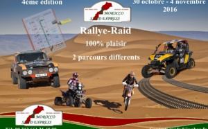 MOROCCO SAND EXPRESS 2016 3° Edition