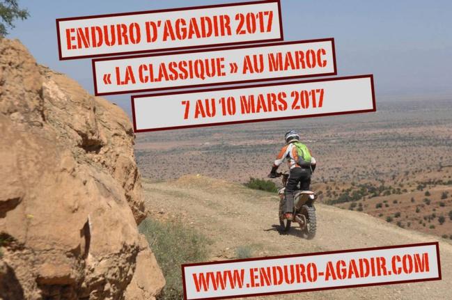 Enduro d'Agadir 2017
