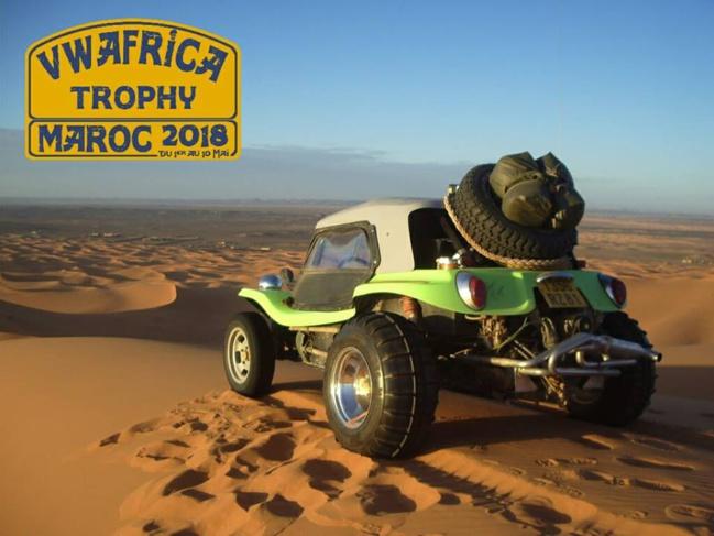 VW Africa Trophy Maroc