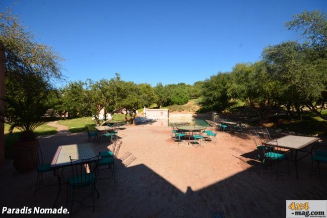 Paradis Nomade Agadir