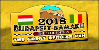 Rally Raid Budapest-Bamako 2018