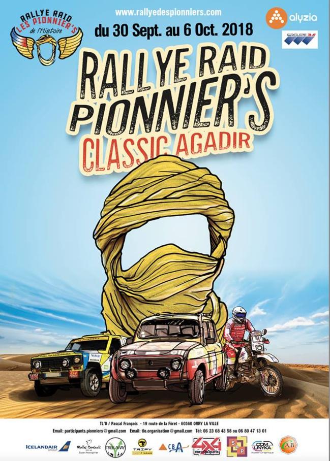 Pionnier's Classic ...... 2018
