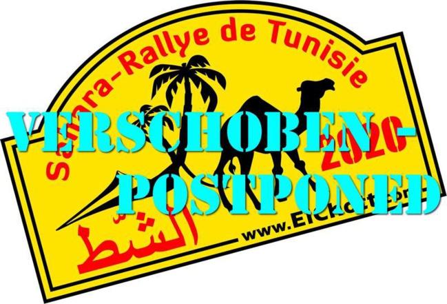 Sahara-Rallye de Tunisie EL CHOTT