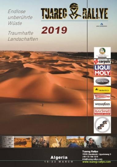 Tuareg Rallye 2019 Algérie