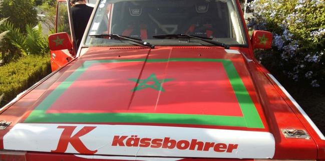 Un équipage 100% féminin et Maghrébin sur le Rallye du Maroc 2018