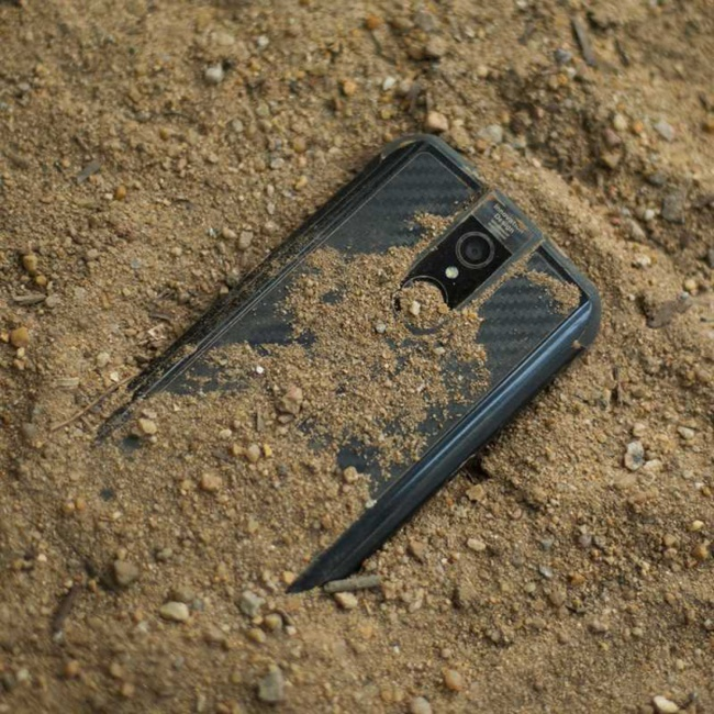 GP-X Active, Le smartphone Durci le plus performant du marché.