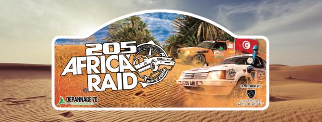 205 africa raid