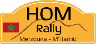 Hom Rally 2019, du 18 au 24 octobre.