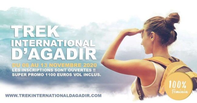 Trek  International  d'Agadir