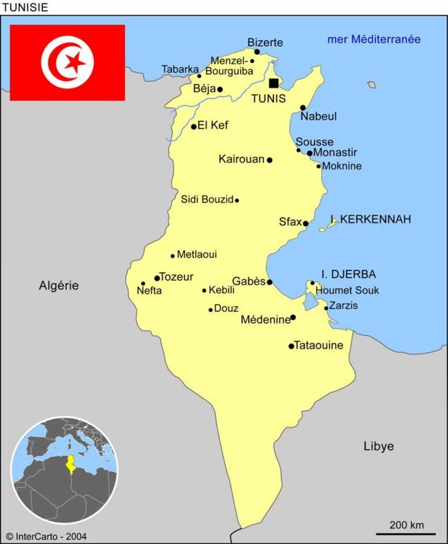 Les Rallyes en Tunisie