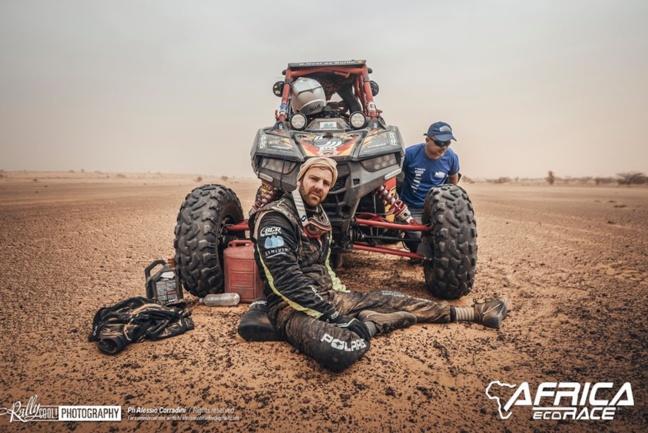 L'Africa Race de Geoffroy Noël de Burlin