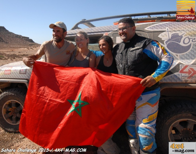 Sahara Challenge