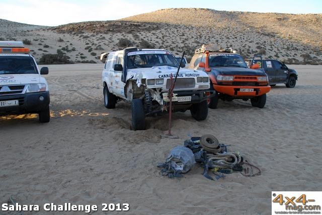 Sahara Challenge 2013 Edition 1