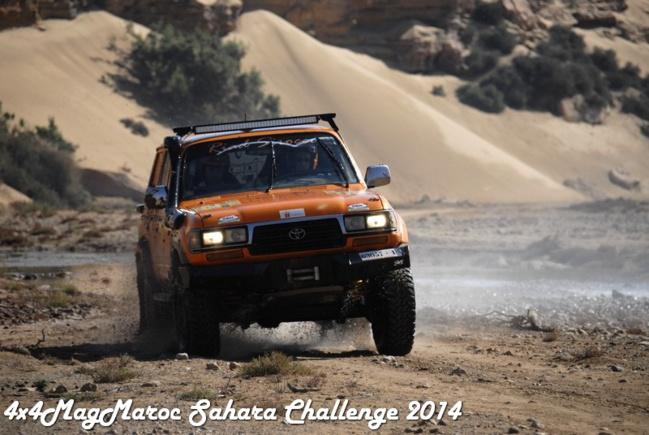 Sahara Challenge 2014
