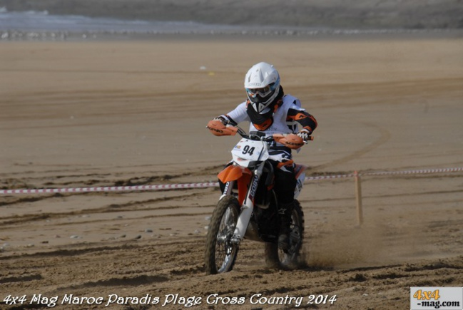 Cross Country Paradis Plage Seconde Edition 2014 Classement Minimes en Images