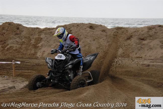 Cross Country Paradis Plage Seconde Edition 2014 Classement Quads en Images
