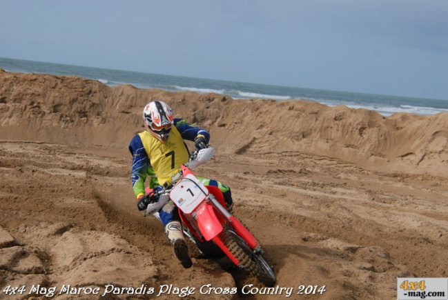 Cross Country Paradis Plage Seconde Edition 2014 Classement Vétérans-Vintages en Images